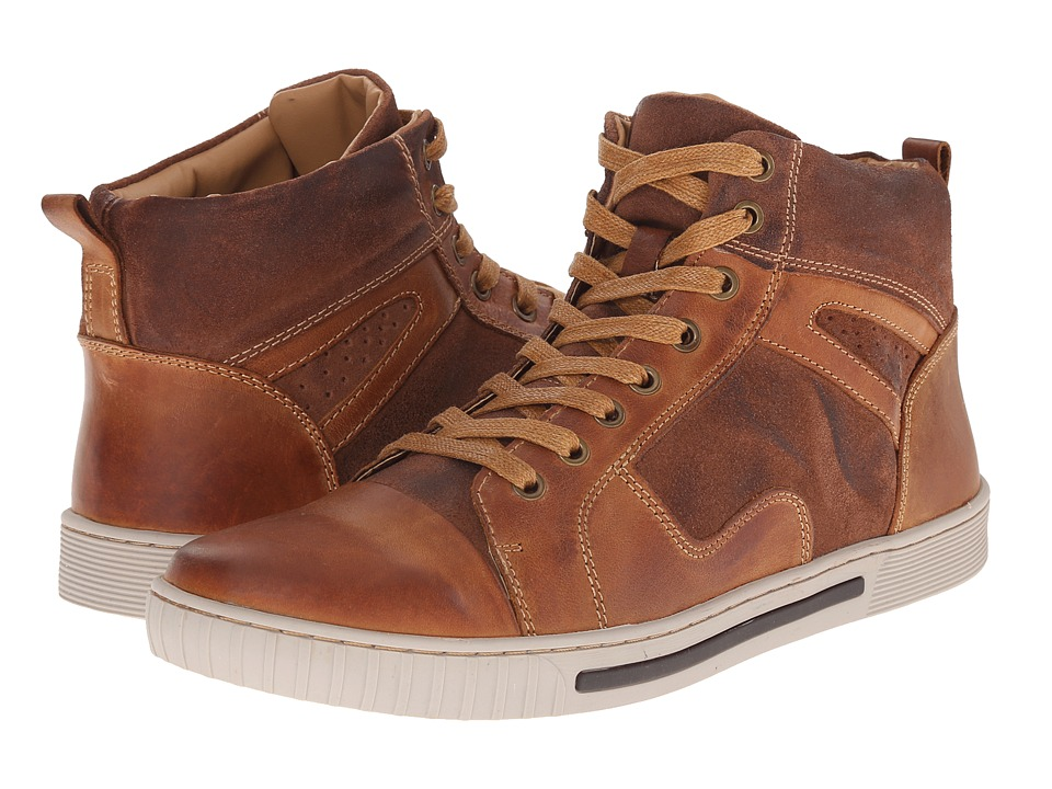 Steve Madden - Planet (Tan Leather) Men