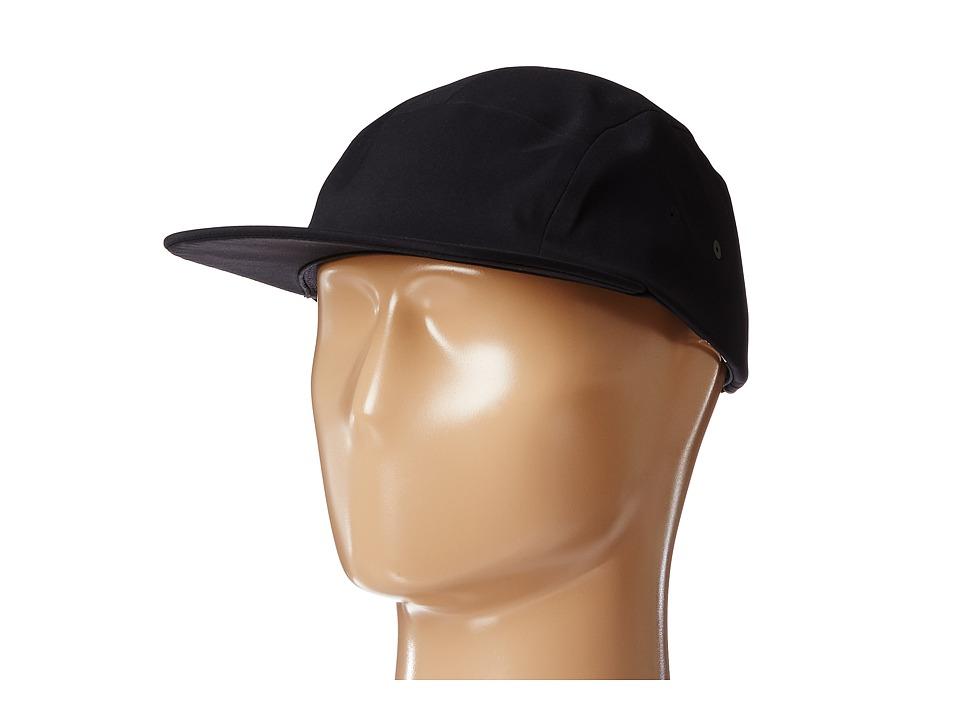 Herschel Supply Co. - Glendale (Seamless Black) Caps