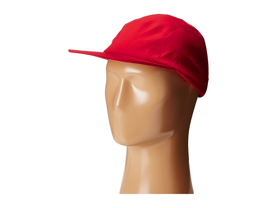 Herschel Supply Co. - Glendale (Seamless Red) Caps