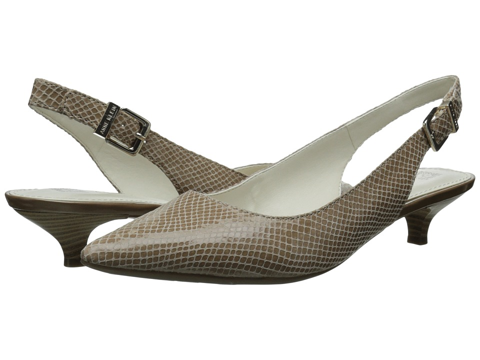 Anne Klein - Expert (Taupe Reptile) Women