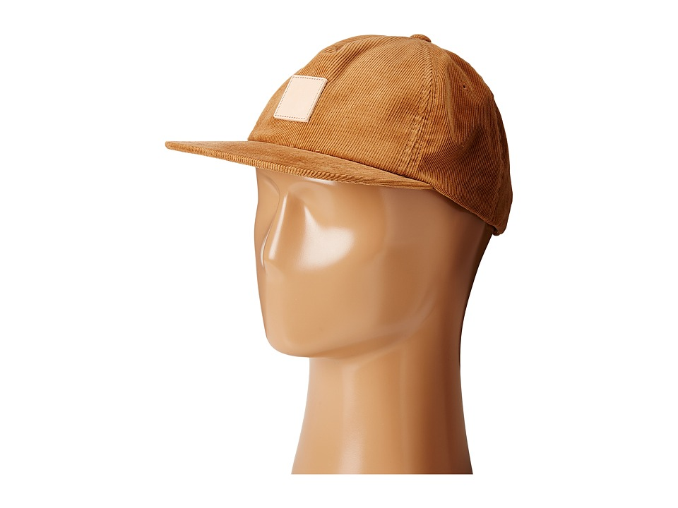 Herschel Supply Co. - Niles (Corduroy Caramel) Caps