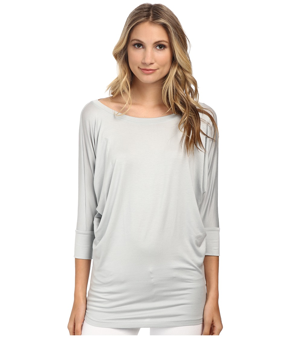Culture Phit - Lara Modal Top (Glacier Grey) Women's T Shirt