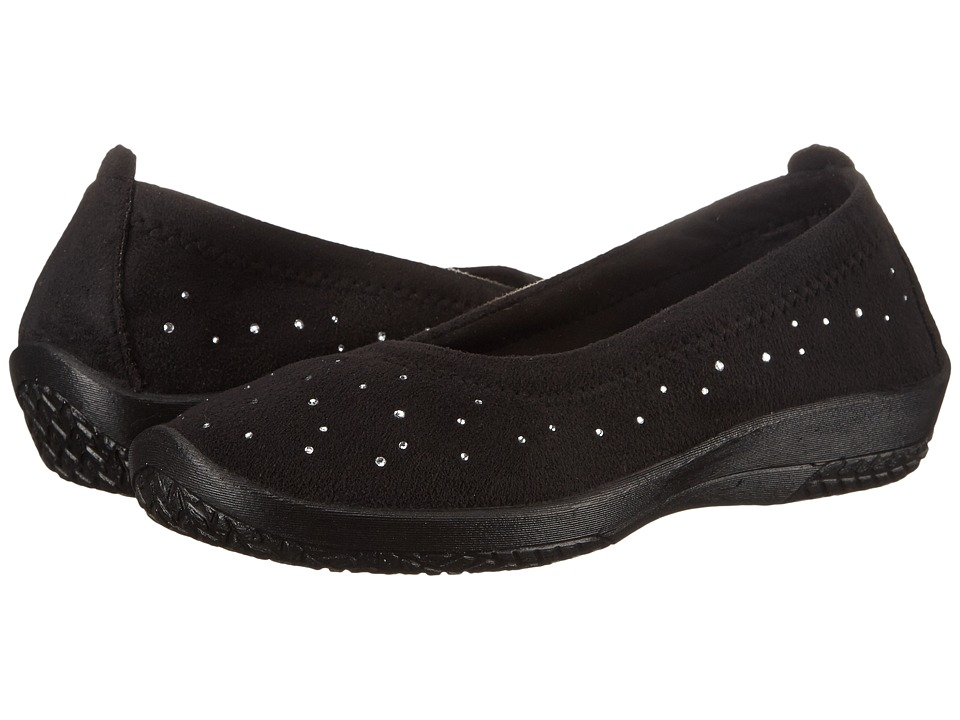 Arcopedico - L15 BR (Black) Women's Flat Shoes