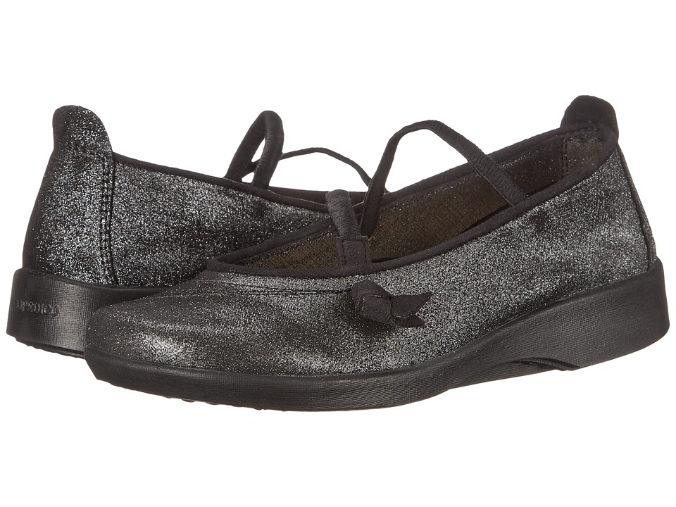 Arcopedico - Vitoria (Black Shimmer) Women's Maryjane Shoes