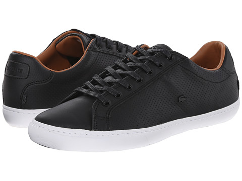 Lacoste - Grad Vulc (Black/Black) Women's Shoes