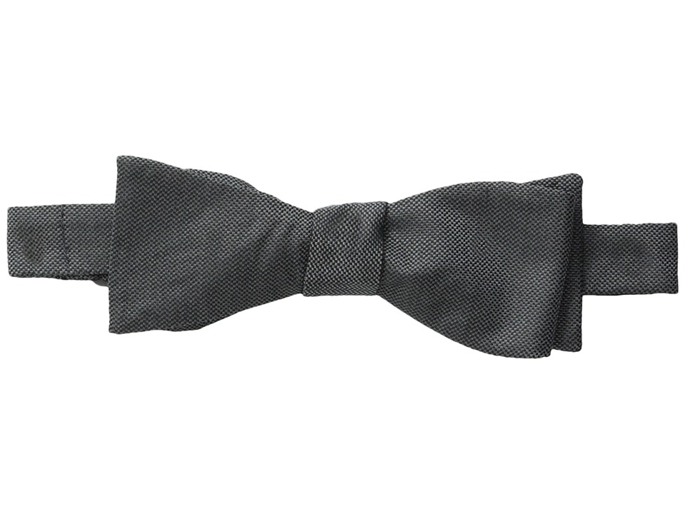 Cufflinks Inc. - Silk Bow Tie (Charcoal) Ties