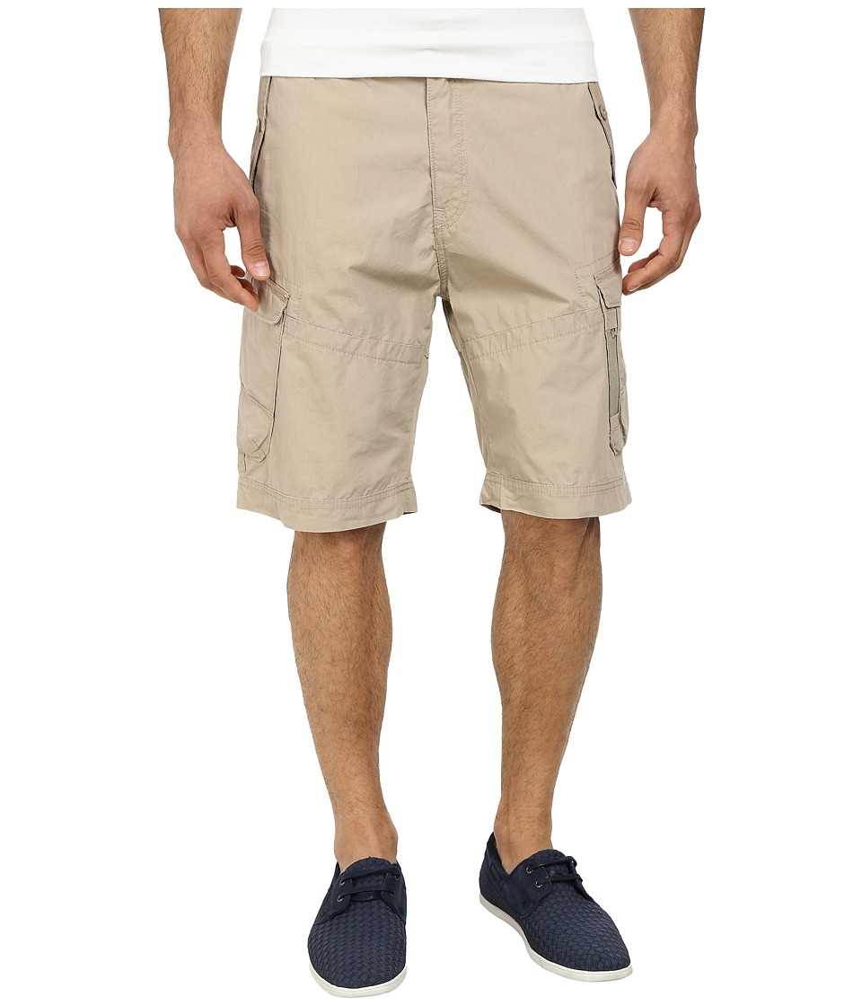Nautica - Cruiser Cargo Shorts (True Khaki) Men's Shorts