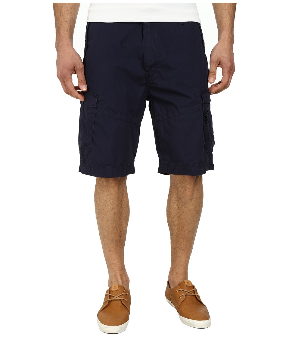 Nautica - Cruiser Cargo Shorts (Navy) Men's Shorts