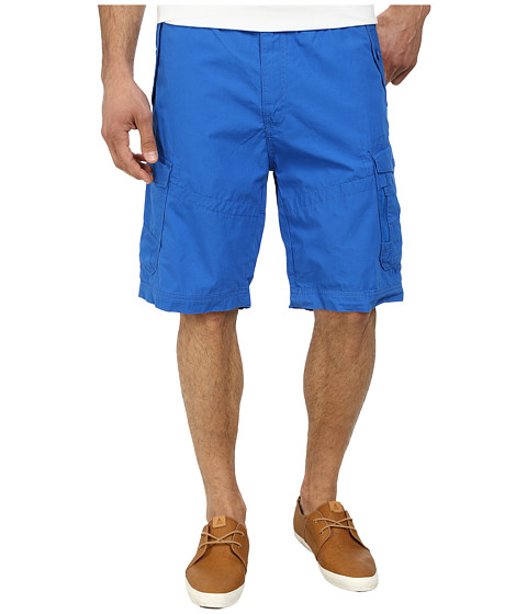 Nautica - Cruiser Cargo Shorts (Spinner Blue) Men