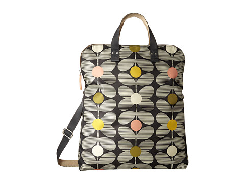 Orla Kiely - Foldover Tote (Multi) Tote Handbags