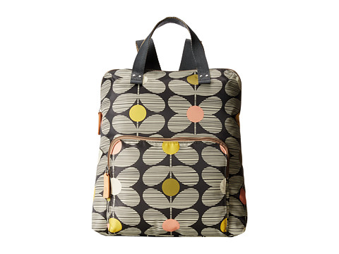 Orla Kiely - Backpack Tote (Multi) Backpack Bags