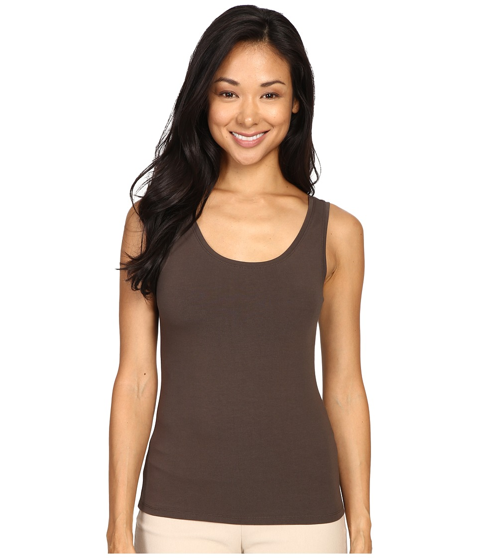 NIC+ZOE - Petite Perfect Tank (River Rock) Women's Sleeveless