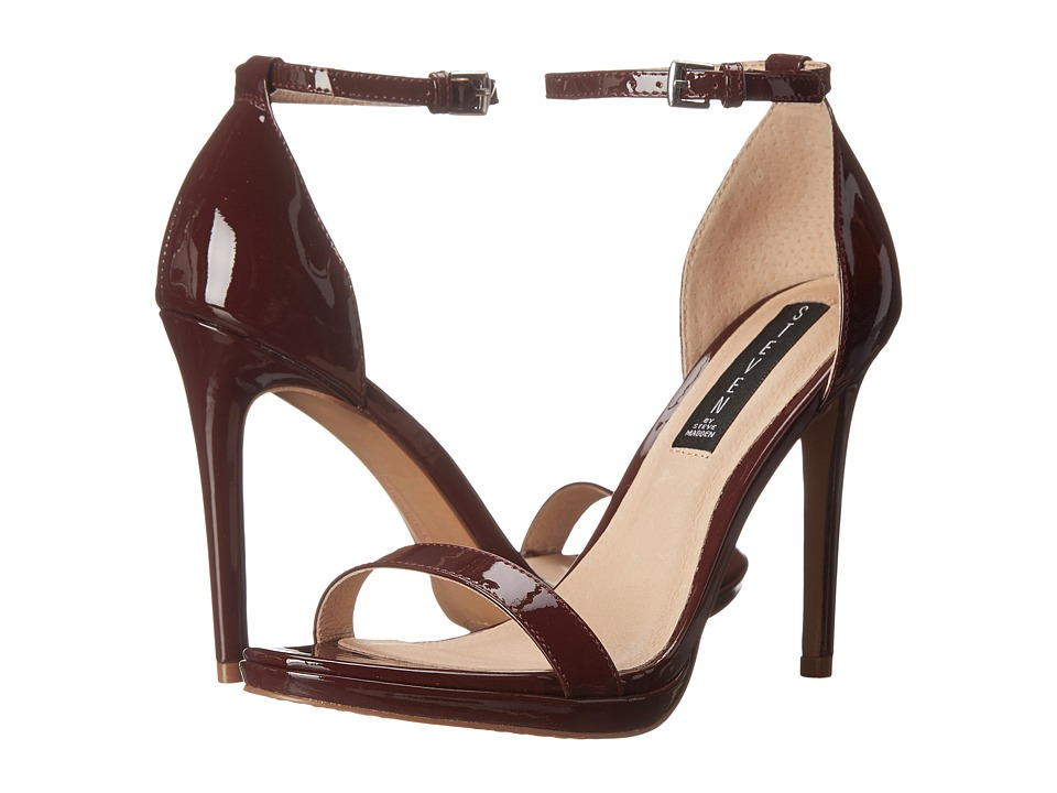 Steven - Rykie (Wine Patent) High Heels