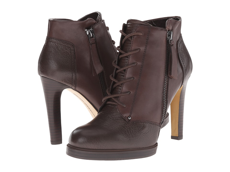 French Connection - Beatrix (Bitter Chestnut Tumbled Leather) Women