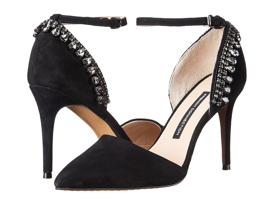 French Connection - Eleni (Black) High Heels