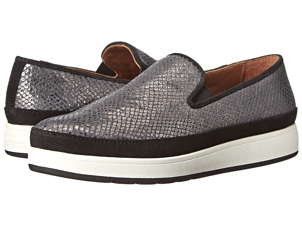 Donald J Pliner - Mickey (Gunmetal) Women's Slip on Shoes