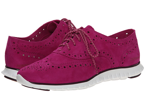 Cole Haan - Zerogrand Wing Oxford (Wild Aster) Women