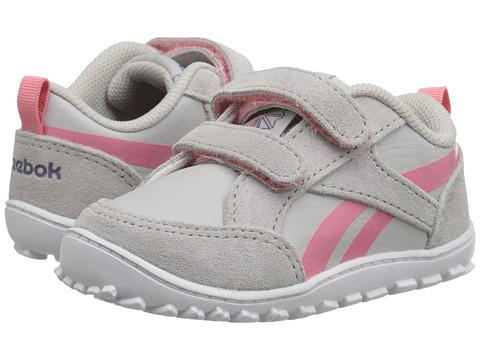 Reebok Kids - Ventureflex Chase (Infant/Toddler) (Steel/Quiet Pink/Purple Slate/White) Girls Shoes