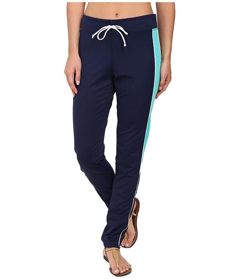 Nautica - Off The Block Pants Cover-Up Bottom NA20766 (Aqua) Women's Swimwear