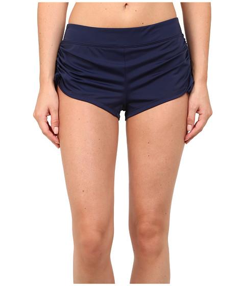 Nautica - Hold The Line Shorts Swimwear Bottom NA21376 (Navy) Women's Swimwear