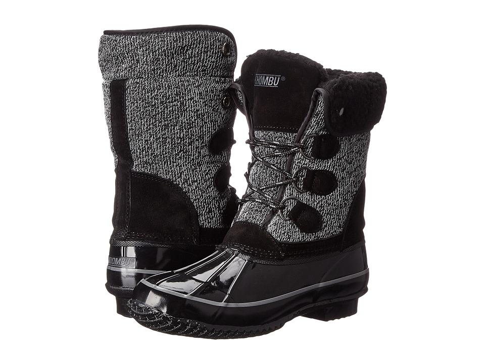 Khombu - Jilly (Black) Women's Shoes