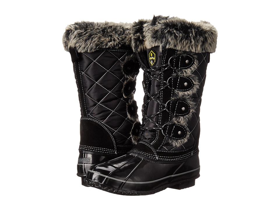 Khombu - Jandice (Black) Women's Boots
