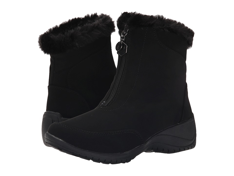 Khombu - Alice (Black) Women's Boots