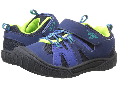 OshKosh - Horo-B (Toddler/Little Kid) (Blue/Neon) Boy's Shoes