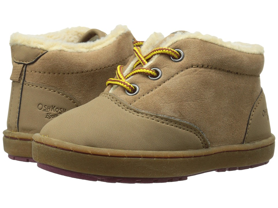 OshKosh - Roland-B (Toddler/Little Kid) (Brown) Boys Shoes