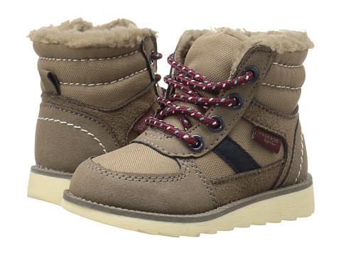 OshKosh - Jagger-B (Toddler/Little Kid) (Grey) Boys Shoes