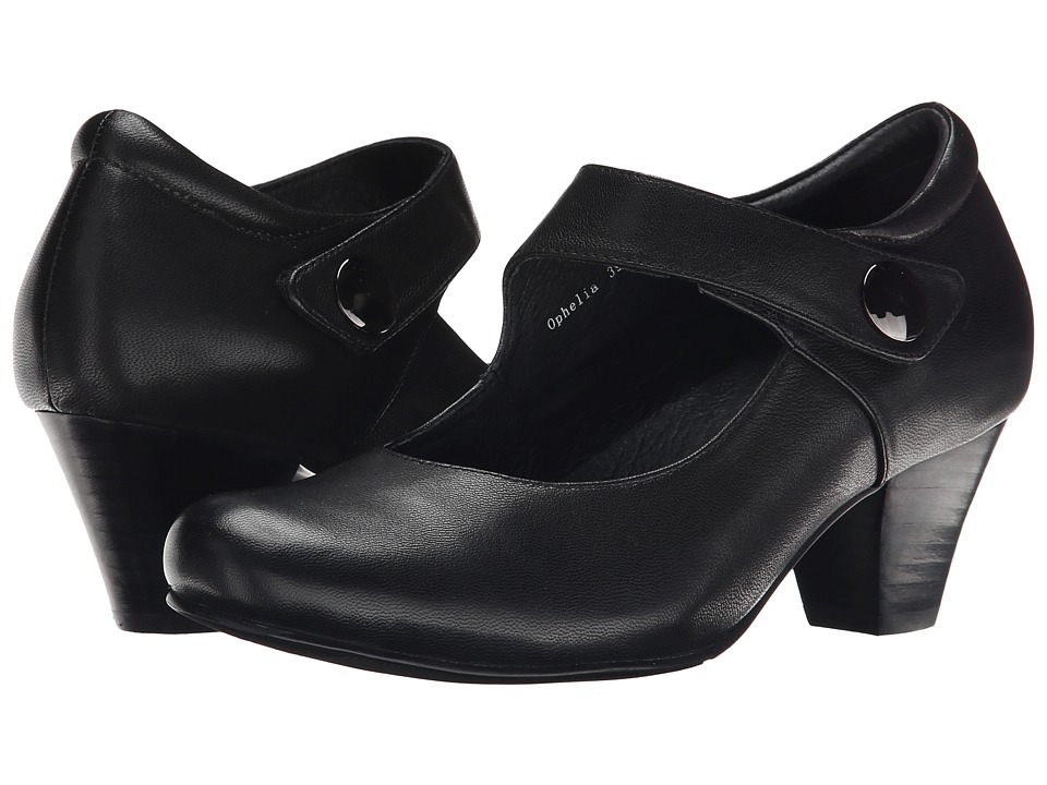 Alivio - Ophelia (Black) Women's Shoes