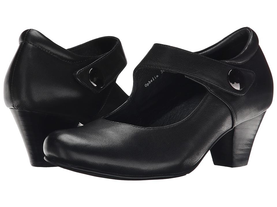 Alivio - Ophelia (Black) Women's Shoes