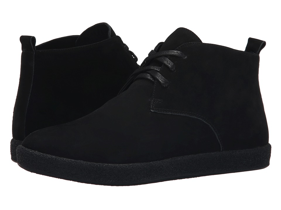 Image of Alivio - Cara (Black Nubuck) Women's Shoes