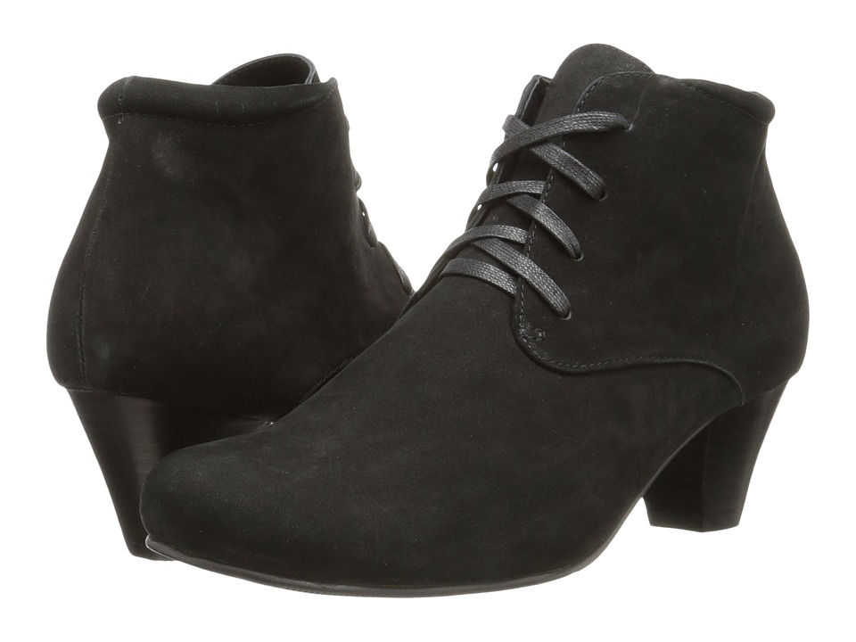 Image of Alivio - Donna (Black Nubuck) Women's Shoes