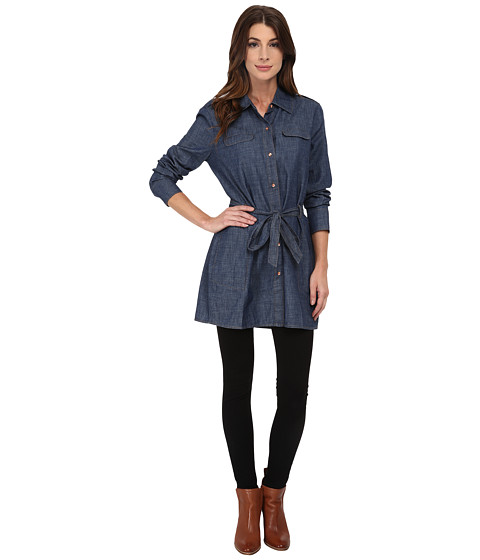 Christopher Blue - Evette (Light Indigo) Women's Clothing