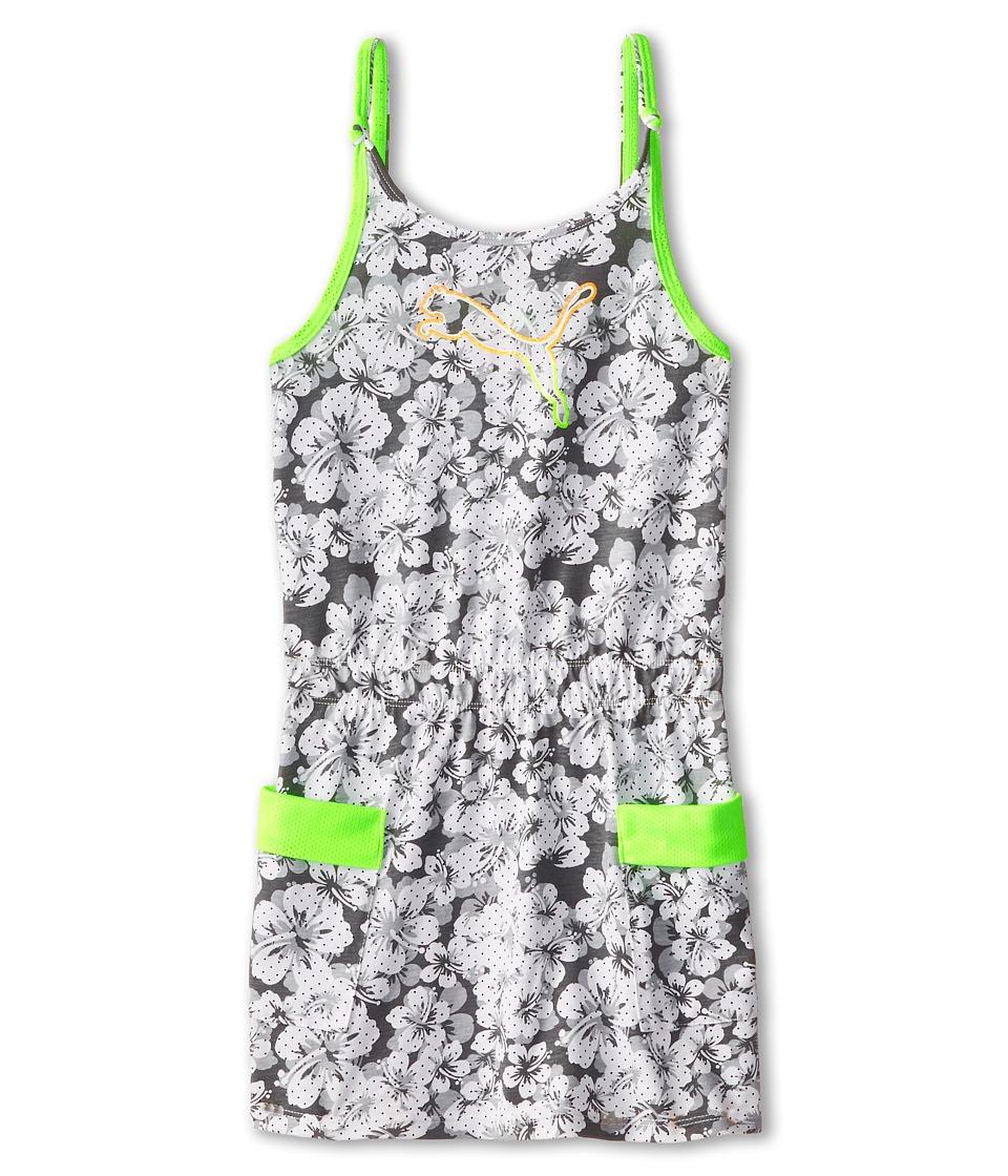 Puma Kids - Tropic Dress (Big Kids) (Judo Grey) Girl's Dress