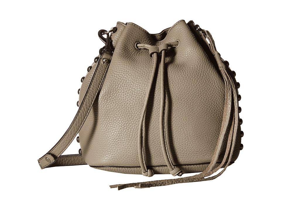 Rebecca Minkoff - Unlined Bucket (Sandstone) Tote Handbags