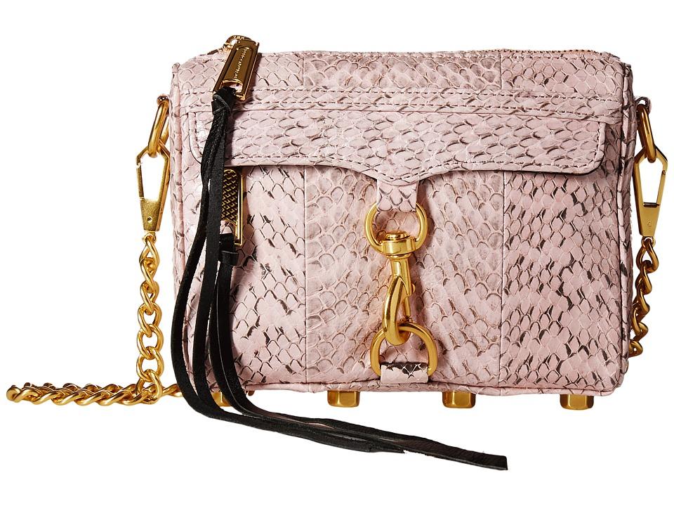 Rebecca Minkoff - Micro Mac (Pink) Handbags
