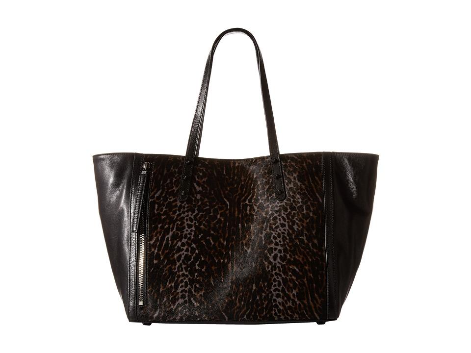 Rebecca Minkoff - Sisley Tote (Grey Leopard) Tote Handbags