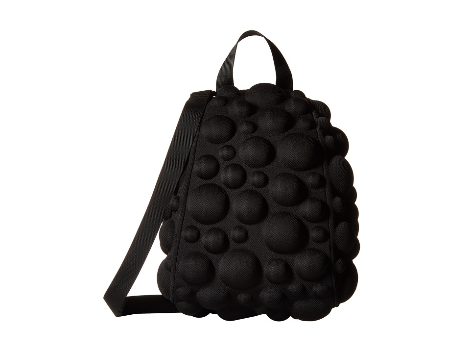 MadPax - Nibbler Bubble Lunch Bag (Black) Backpack Bags