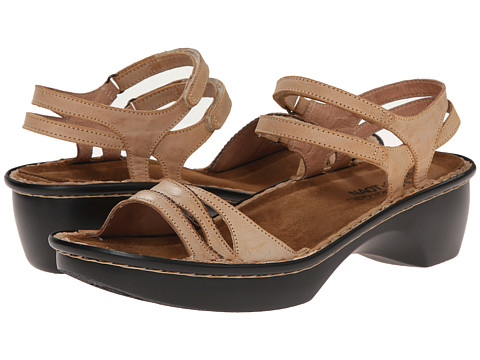Naot Footwear - Panama (Biscuit Leather) Women