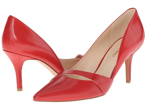 Nine West - Kimery (Red Leather) Women's Shoes
