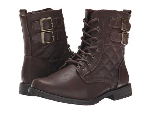Rachel Kids - Apollo (Little Kid/Big Kid) (Brown Waxy) Girls Shoes