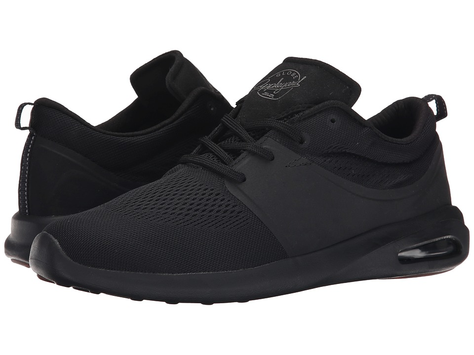 Globe - Mahalo Lyte (Black/Black) Men's Skate Shoes