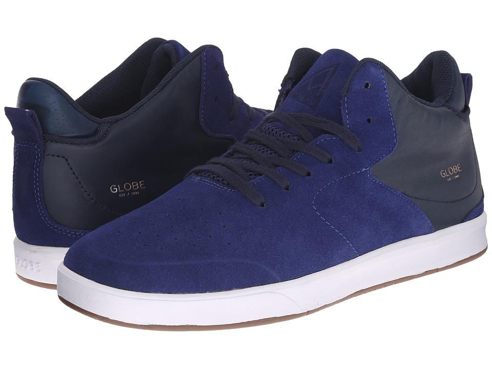 Globe - Abyss (Blue/Dark Blue) Men's Shoes