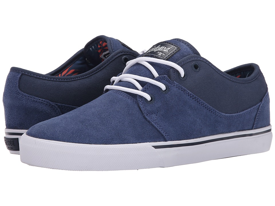 Globe - Mahalo (Blue/Dark Blue) Men's Skate Shoes