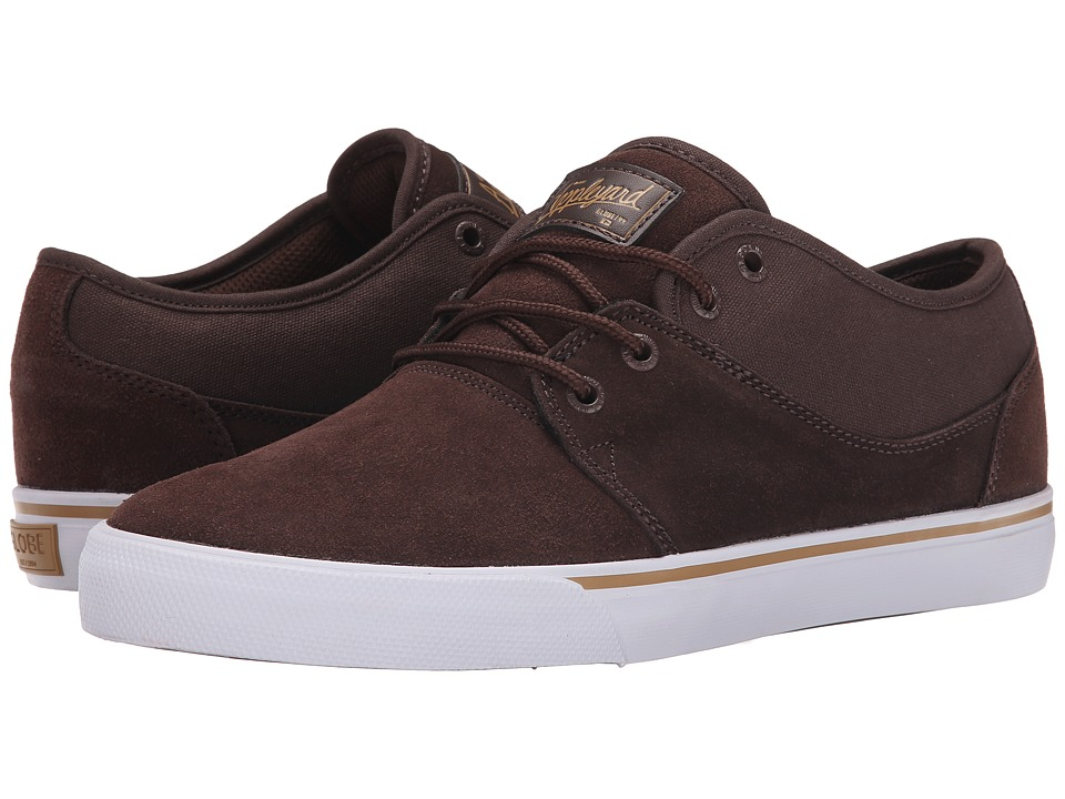 Globe - Mahalo (Chocolate/Chestnut) Men's Skate Shoes