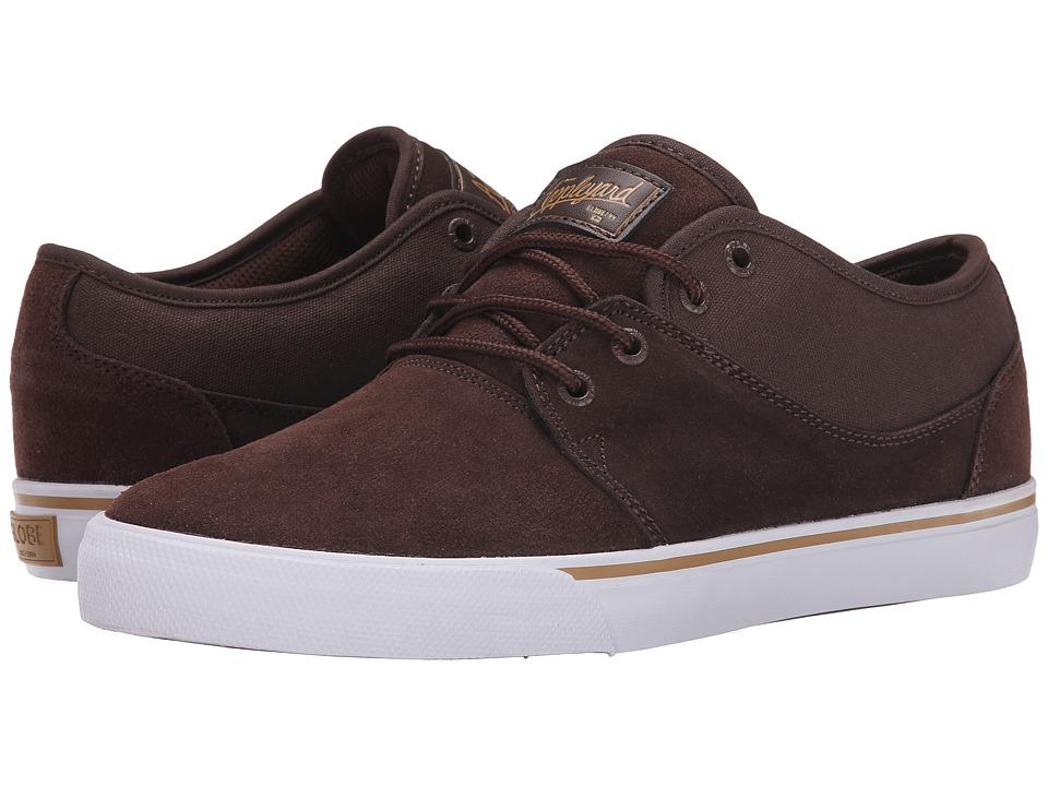 Globe Mahalo (Chocolate/Chestnut) Men's Skate Shoes