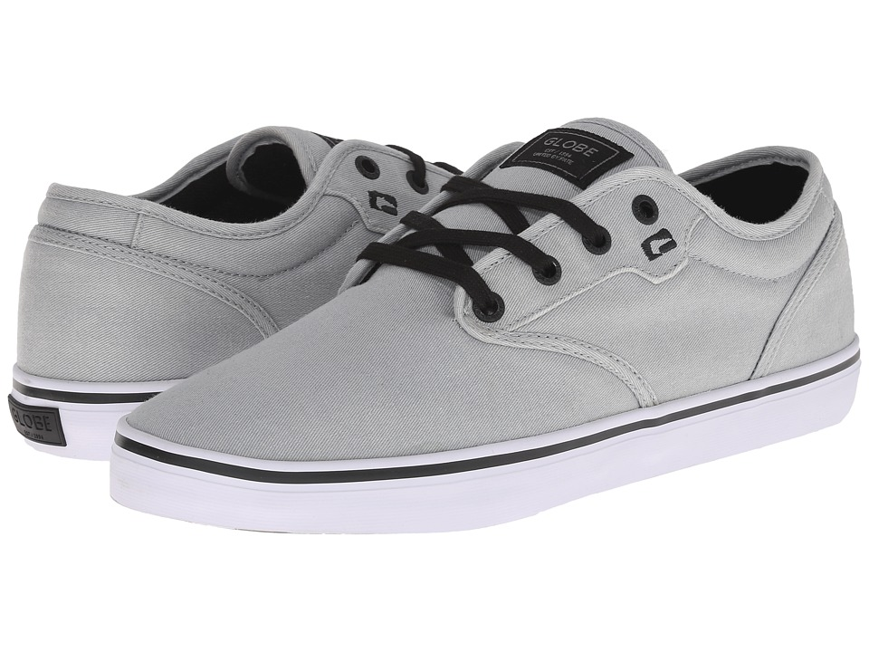 Globe - Motley (Grey Wash) Men's Skate Shoes