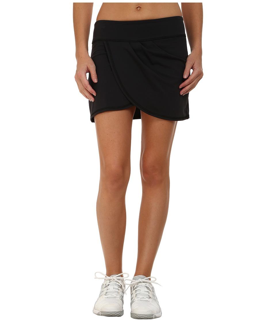 Tonic - Volley Skort (Black) Women's Skort